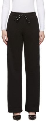 Fendi Black Roma Lounge Pants