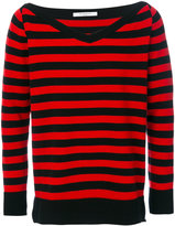 Givenchy striped sweater - men - Wool - XL