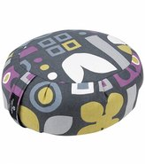 Hugger Mugger Zafu Printed Yoga Meditation Cushion 7537868