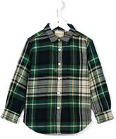 Bellerose Kids - checked shirt - kids - Cotton - 6 yrs