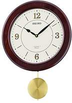 Seiko QXM345BLH Wall Japanese Quartz Wall Clock