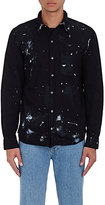 NSF Men's Axel Paint-Splatter Shirt