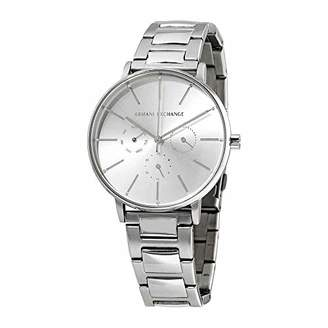 Armani Exchange Women's Lola Analog-Quartz Watch with Stainless-Steel Strap