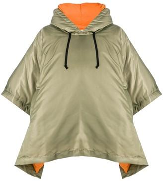 Comme des Garçons Comme des Garçons Padded Hooded Jacket