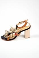 Ana Colina Boutique Mijares Fringe Sandals
