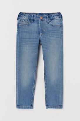 H&M Slim Fit Superstretch Jeans - Blue