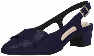 Easy Street Shoes Women's Breanna Slingback Dress Pump Shoe