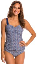 Athena Chantele Marine Medallion Underwire Bandini Top (D Cup) 8146222