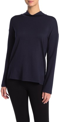 Threads 4 Thought Lanie Fleece Mock Neck Top