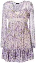 Twin-Set floral print mini dress