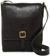 Frye Claude Leather Messenger Bag