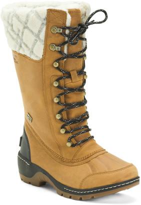 Waterproof Tall Storm Boots