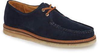 Sperry Gold Cup Captain's Crepe Sole Oxford