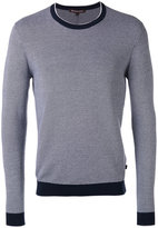 Michael Kors crew neck jumper - men - Cotton - S