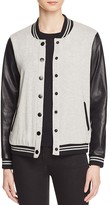 Splendid Varsity Jacket - 100% Bloomingdale's Exclusive