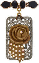 Lulu Frost M'O Exclusive Vintage Victorian Brooch