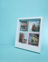 Polaroid 4 Photos Picture Frame