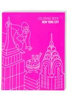 OMY New York City - Colouring Book