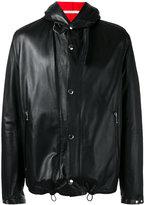 Givenchy reversible hooded jacket
