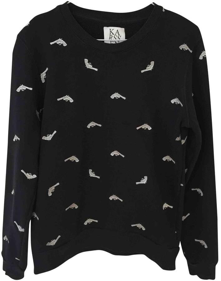 Zoe Karssen \N Black Cotton Knitwear for Women