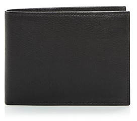 The Men's Store at Bloomingdale's Rfid-Protected Pebble Leather Bi-Fold Wallet with Removable Card Case - 100% Exclusive