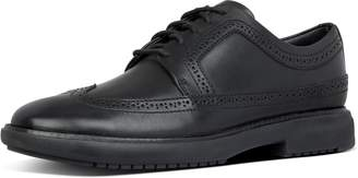 FitFlop Odyn Leather Brogues