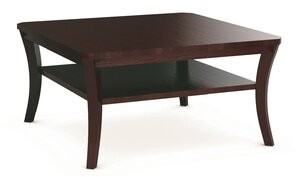 Red Barrel Studio Gravois Solid Wood Coffee Table With Storage Color Brandywine Shopstyle