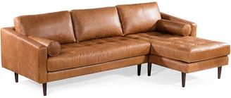 16 Elliot Way Napa Right Sectional Sofa