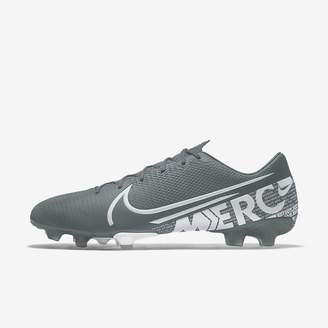 Nike Custom Firm-Ground Soccer Cleat Mercurial Vapor 13 Academy By You
