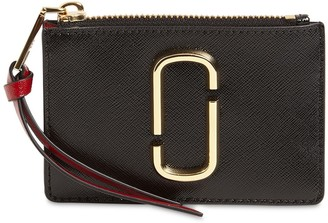 Marc Jacobs Grained Leather Card Holder