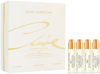 Clive Christian 4 x 2.5 oz. Icons Discovery Set