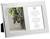 Vera Wang X Wedgwood Bouquet Double Invitation Picture Frame