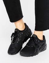 Asics Gel Kayano Evo Black Mesh Sneakers