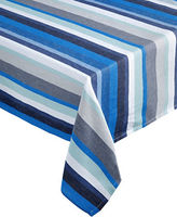 Distinctly Home Satin Stripe Tablecloth