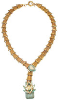 Elizabeth Cole Ramsey Necklace