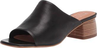 Musse & Cloud Women's TANQUE Slide Sandal