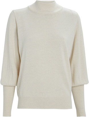 Gestuz Rian Wool Mock Neck Sweater