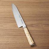 "Crate & Barrel ZWILLING ® J.A. Henckels Miyabi Birchwood 8"" Chef's Knife"