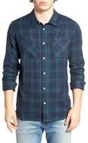 RVCA Payne Long Sleeve Plaid Shirt