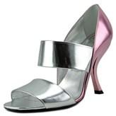 Roger Vivier Sandal Virgule T.100 Women Patent Leather Multi Color Heels.