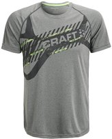 Craft Gain Sports Shirt Dark Grey Melange