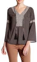 Insight Optical Flowers Blouse