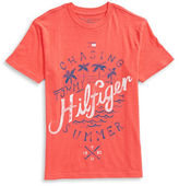 Tommy Hilfiger Chasing Summer Graphic T-Shirt
