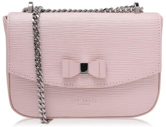 Ted Baker Doilly Bow Leather Bag