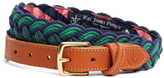 Brooks Brothers Kiel James Patrick BB#4 Braided Belt