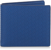 Tod's Embossed bi-fold leather wallet