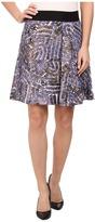 Nic+Zoe Stepping Stones Skirt