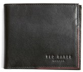 Ted Baker Men's Carouse Bifold Leather Wallet - Black