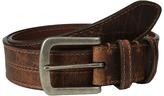 Torino Leather Co. Waxed Shrunken Bison Men's Belts