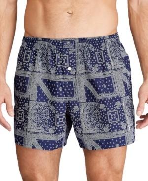 Polo Ralph Lauren Men's Bandana Print Boxer